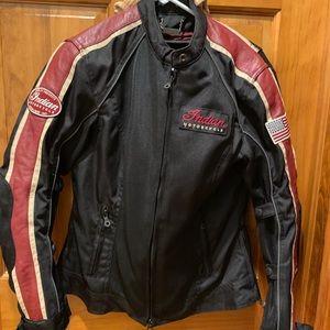 Indian Motorcycle Mesh Jacket